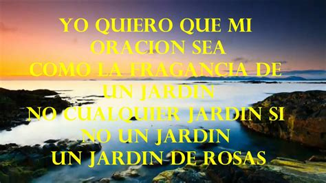 Jardin De Rosas  Annette Moreno  Letra Youtube