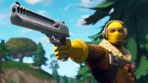 fortnite hand cannon stats   powerful