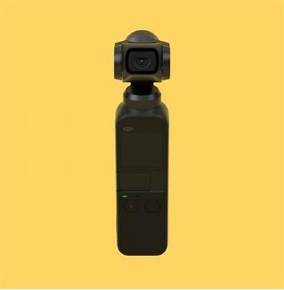 Osmo Dji Pocket Camera Gimbal Focus Tiny