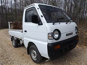 Sold  1992 Suzuki Carry  4x4  Street Legal  4sp