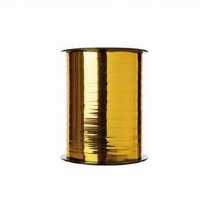 Miroir 2 Metre : bobine de 250 m tres de bolduc miroir or largeur 7 mm thiolat ~ Teatrodelosmanantiales.com Idées de Décoration