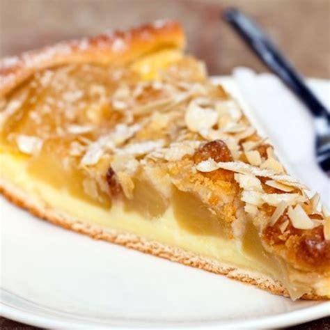 recette de cuisine dessert recette tarte normande aux pommes