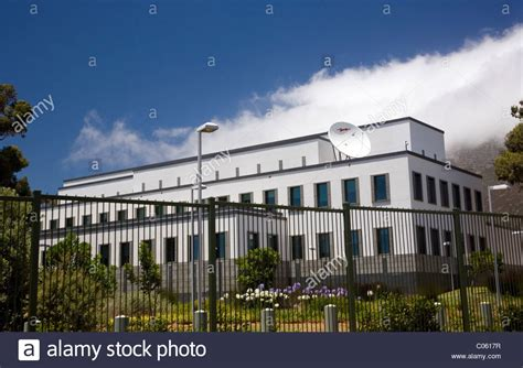 Consolato Kenya by American Consulate Building In Tokai Cape Town South