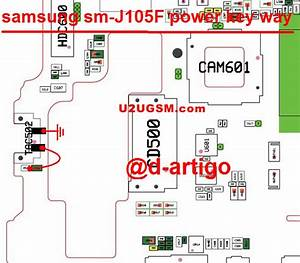 Samsung Galaxy J1 Mini Power Button Solution
