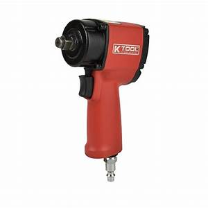K Tool International 1  2 Inch Mini Air Impact Wrench