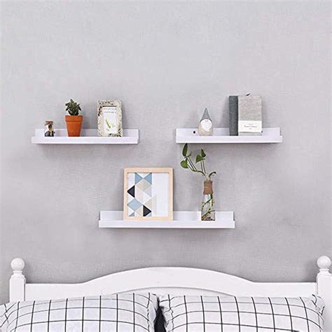 decorative wall shelves amazoncouk