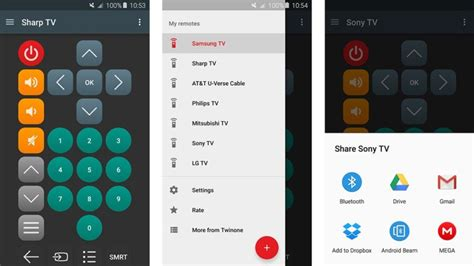 Best Remote App Android 10 Best Tv Remote Apps For Android Android Authority