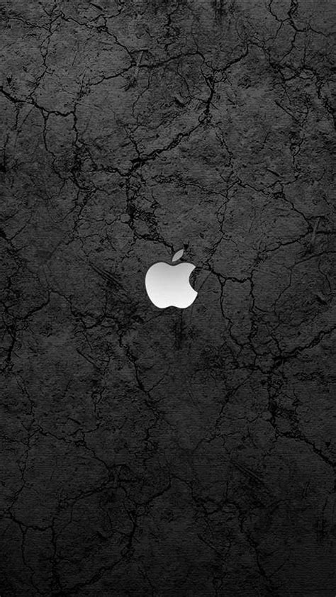 Apple Iphone 6 Wallpaper by Black White Apple Iphone 6s Wallpapers Hd
