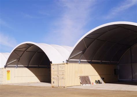 multi shelter solutions container domes australia