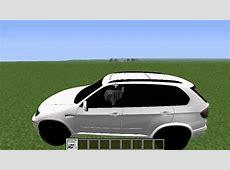 Minecraft Mods Crazy BMW Car Mod Review Mod Showcase