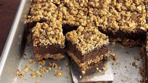 fashioned oatmeal brownies recipe  betty crocker