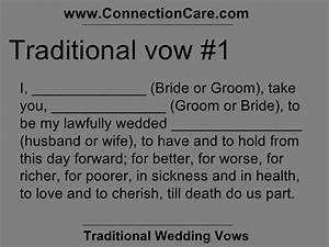 vows wedding image collections wedding dress decoration With traditional wedding ring vows