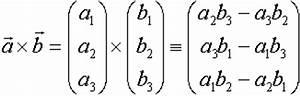 Normalenvektor Berechnen : lagebeziehungen zwischen ebenen und geraden berechnen eines normalenvektors mit dem vektorprodukt ~ Themetempest.com Abrechnung