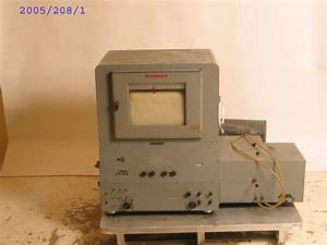 Recording Spectrophotometer Made In The Usa In 1960