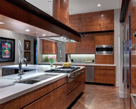 mahogany kitchen houzz