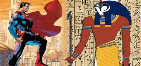 Was Comic Book Hero Superman Influenced By The Ancient