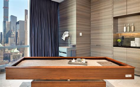 new spa treatments in new york travel leisure