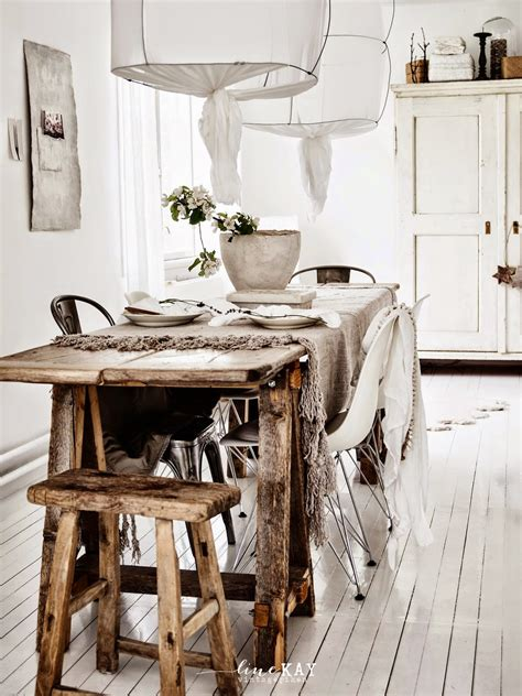 A Norwegian Space With A Boho