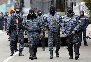 Crimea Chaos: Russia Issues Passports to Ukraine Riot ...