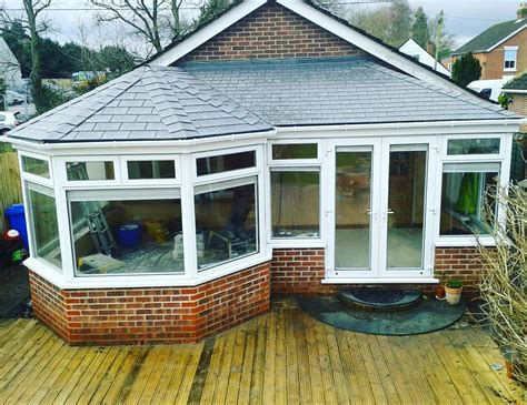 Tiled Conservatory Roofs & Conservatory Roof Insulation