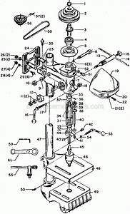 Delta Drill Press Replacement Parts