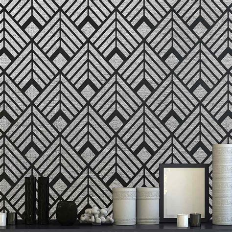 Art Deco Stencils  Glamorous Wall Stencils Patterns