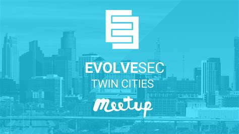 upcoming evolvesec twin cities cybersecurity
