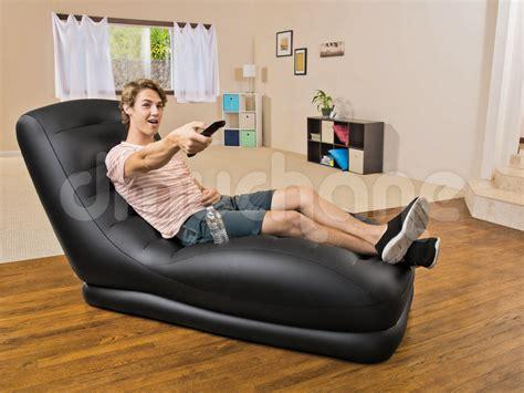 Fotel Dmuchany Mega Lounge 81 X 173 X 91 Cm Intex 68585