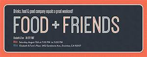 Free Dinner Party Invitations   Evite