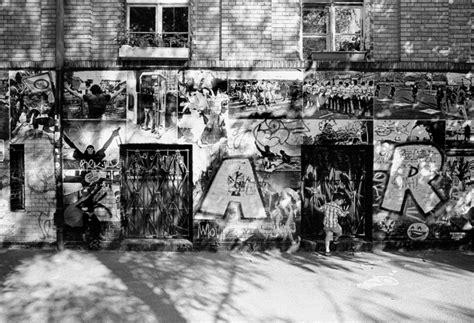 """Streetart Collagen Am """"georg Von Rauch Haus"""