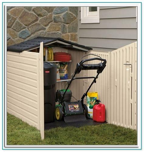 Lawnmower Storage Offapendulumcom