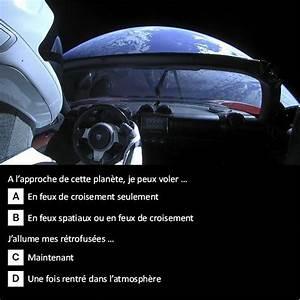 Voiture Tesla Dans L Espace : voiture tesla dans l 39 espace image drole d couvrir sur v d r les derni res images dr les du web ~ Medecine-chirurgie-esthetiques.com Avis de Voitures