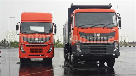 volvo eicher commercial vehicle posted  decline