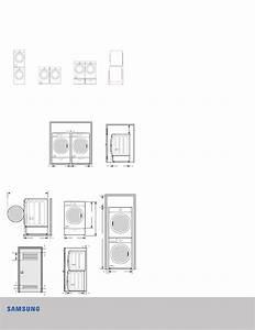 Samsung Wf42h5200ap  A2 Specification Sheet