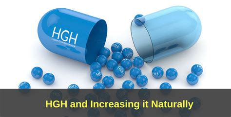Learn About Hgh (human Growth Hormone) And How To Increase