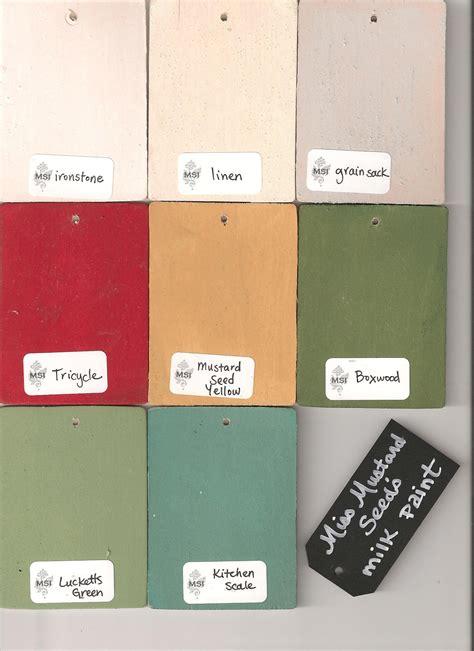 miss mustard seed milk paint colors shop miss mustard seed milk paint ironstone