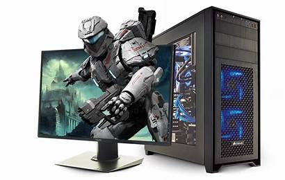 Liquid Cooled Desktops Pc Gaming Computer Custom