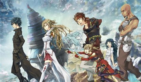 reality light novels sword anime brings sao mmo to