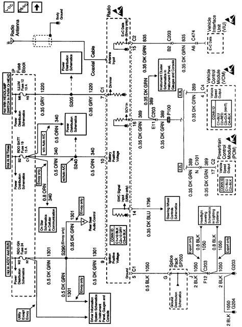 2000 Gmc Wiring Diagram 2000 gmc 1500 wiring diagram