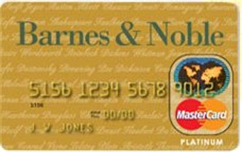 barnes and noble credit card benefits plus application for barnes and noble mastercard