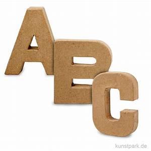 Buchstaben Aus Pappe : pappmach buchstaben handgearbeitet h he 10 cm dicke 2 cm ~ Sanjose-hotels-ca.com Haus und Dekorationen