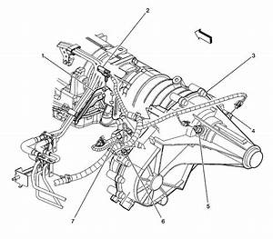 Gmc Acadia Transmission Control Diagram