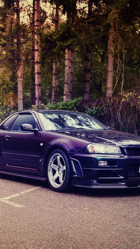 Skyline Gtr Wallpaper Iphone X by Nissan Gtr Iphone 6 Wallpaper 79 Images