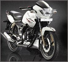 It is a very popular bike in india. Motorcycle (TVS Apache 160cc RTR) - All Coast Traders, Pathankot | ID: 9636687955