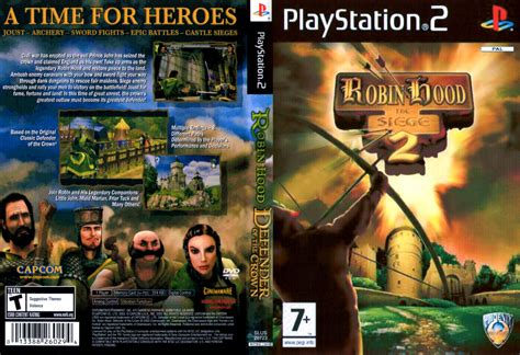 siege ps robin 2 the siege jeu playstation 2 images