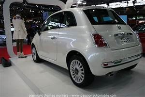 Fiat Lyon : fiat 500 la plus femme des voitures salon auto de lyon 2007 ~ Gottalentnigeria.com Avis de Voitures