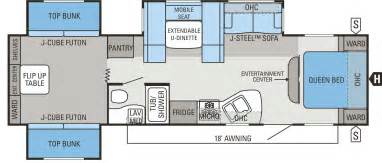 fleetwood prowler rv floor plans varusbattle prowler home
