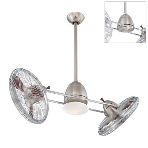 Gyro Ceiling Fans With Lights by Minka Aire F602 42 In Gyro Ceiling Fan Atg Stores