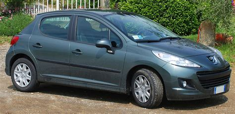 Peugeot Wiki by Peugeot 207