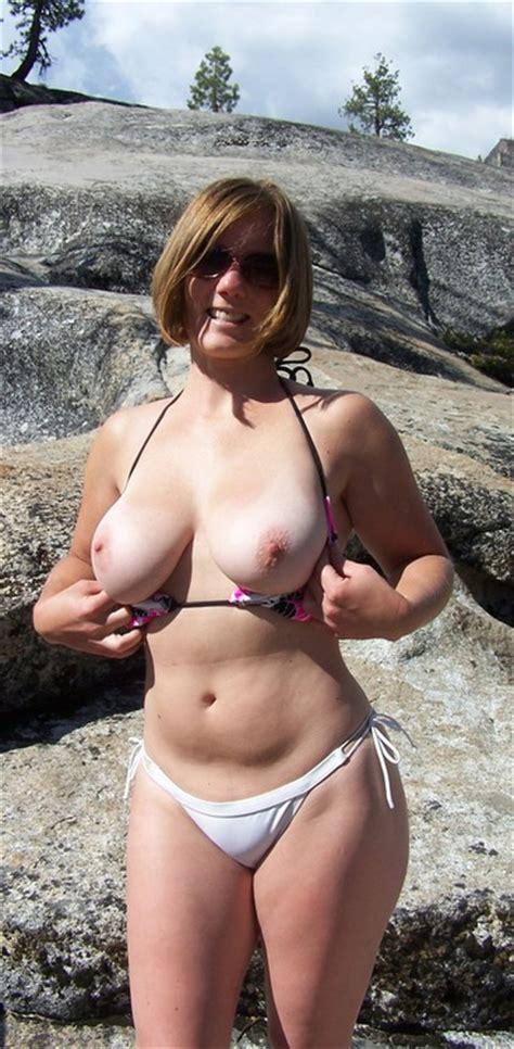 Amateur Big Tits Orgasm